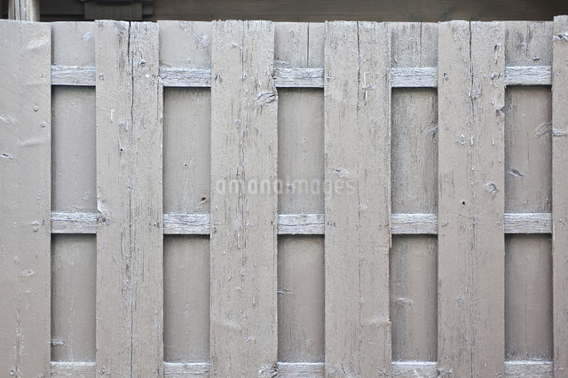 板塀の写真素材 [FYI04135374]