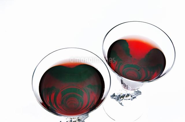 赤ワインの写真素材 [FYI04135418]