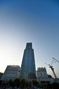 日本橋三越屋上よりの風景の写真素材 [FYI04135445]
