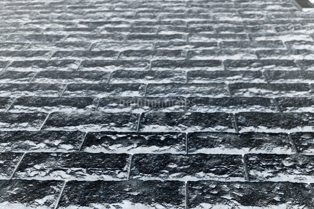 石壁の写真素材 [FYI04135457]