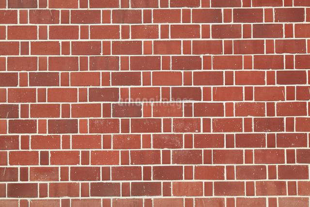 赤煉瓦壁の写真素材 [FYI04135502]