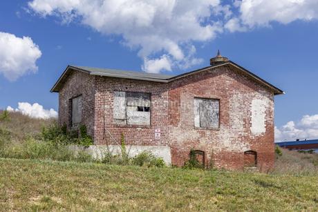 アメリカ、ヴァージニア州マナサスの風景の写真素材 [FYI04135734]