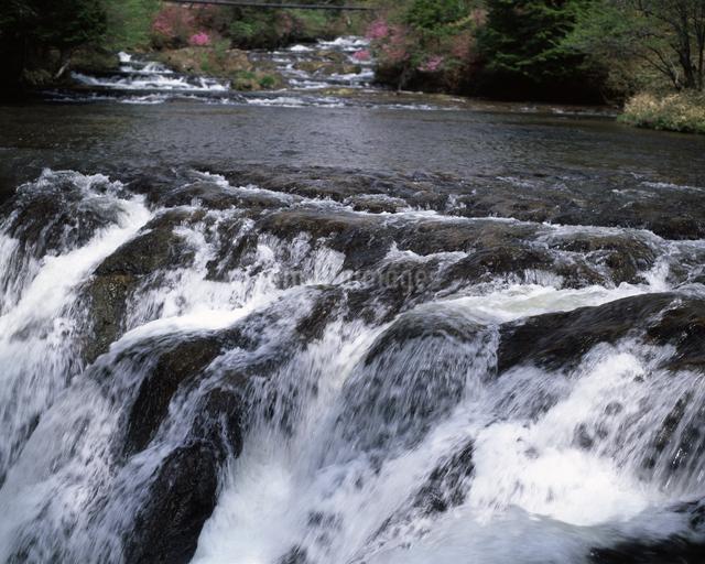 竜頭ノ滝の写真素材 [FYI04135797]