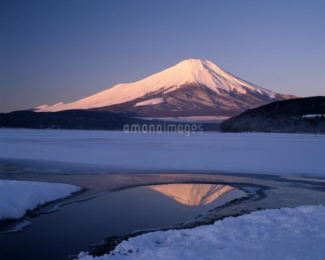 富士山の写真素材 [FYI04135935]