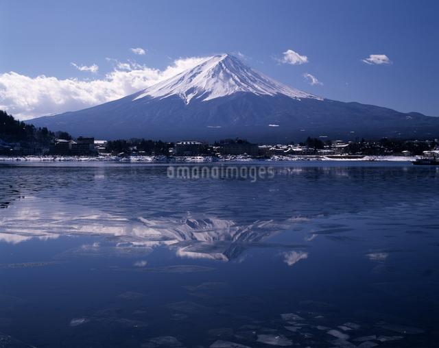富士山の写真素材 [FYI04135941]