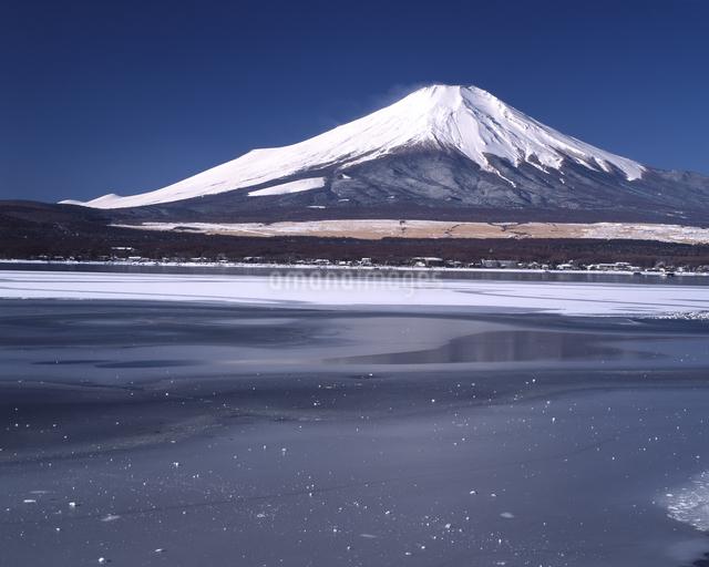 富士山の写真素材 [FYI04135951]
