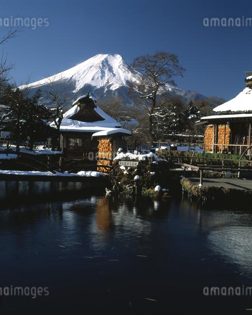 富士山の写真素材 [FYI04135952]