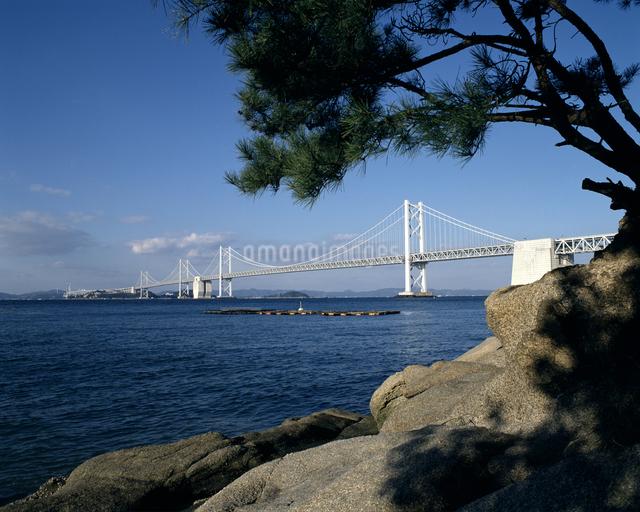 瀬戸大橋の写真素材 [FYI04136082]