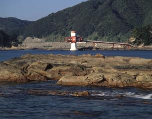 海中展望塔の写真素材 [FYI04136115]