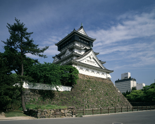 小倉城の写真素材 [FYI04136176]