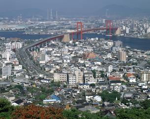 若戸大橋の写真素材 [FYI04136182]