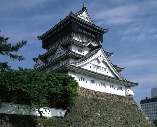 小倉城の写真素材 [FYI04136184]