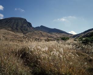 韓国岳の写真素材 [FYI04136201]