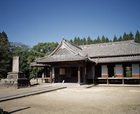 藩校振徳堂の写真素材 [FYI04136205]