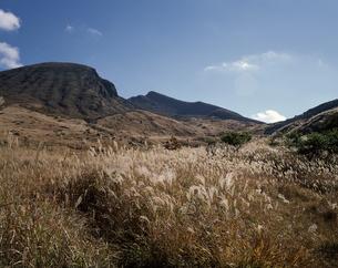 韓国岳の写真素材 [FYI04136214]