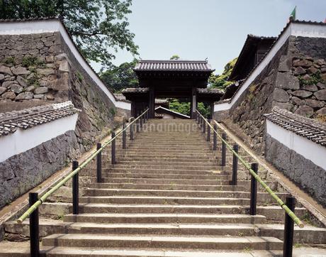 松浦史料博物館の写真素材 [FYI04136253]