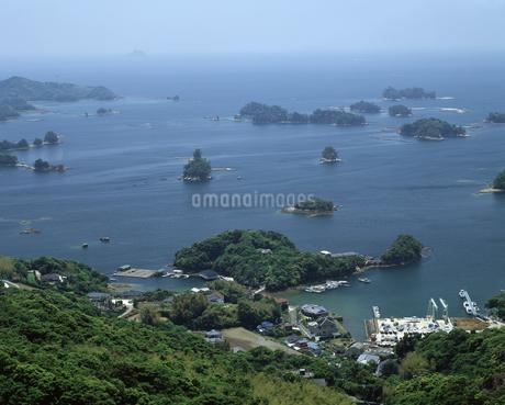 九十九島の写真素材 [FYI04136260]