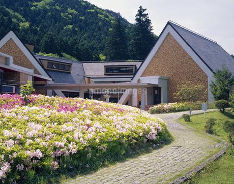 昭和の森会館の写真素材 [FYI04136338]