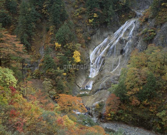 姥が滝の写真素材 [FYI04136448]