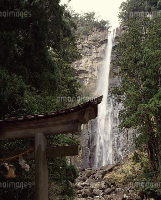 那智の滝の写真素材 [FYI04136463]