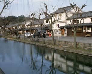 倉敷美観地区の写真素材 [FYI04136491]