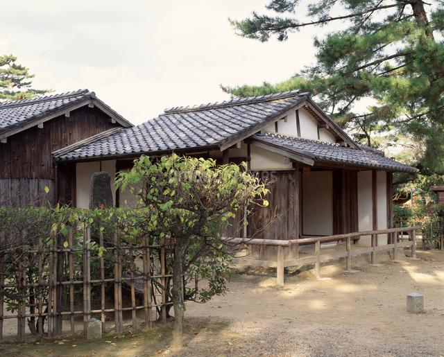 松下村塾の写真素材 [FYI04136505]