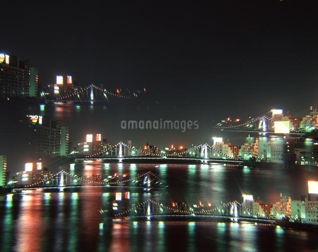 橋のイメージ 清州橋の写真素材 [FYI04136511]