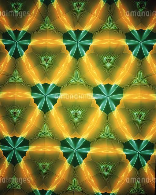 万華鏡(kaleidoscope)の写真素材 [FYI04136666]