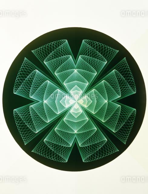 万華鏡(kaleidoscope)の写真素材 [FYI04136669]