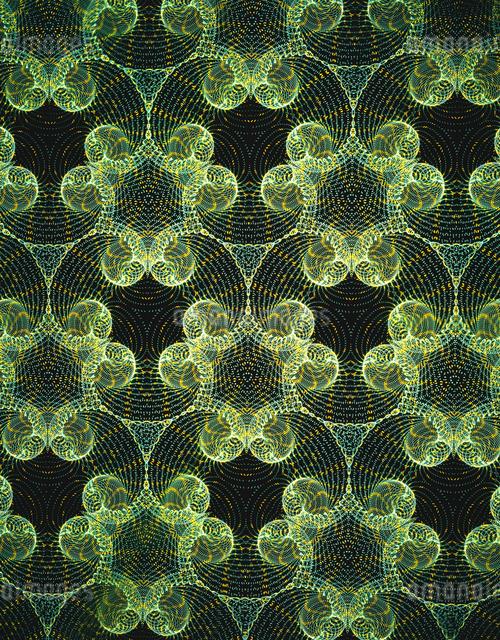 万華鏡(kaleidoscope)の写真素材 [FYI04136671]