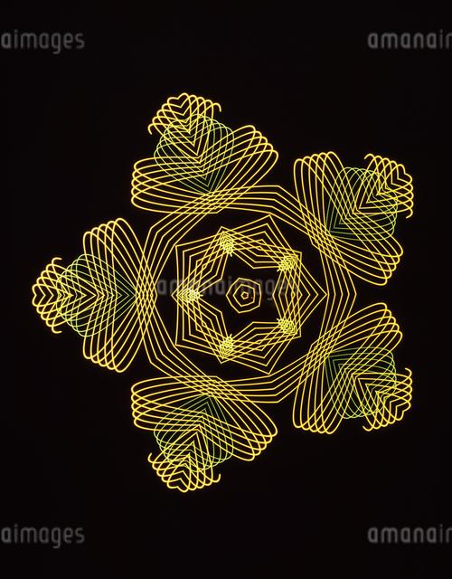 万華鏡(kaleidoscope)の写真素材 [FYI04136672]