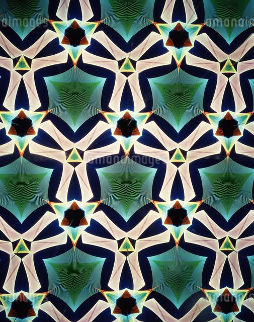 万華鏡(kaleidoscope)の写真素材 [FYI04136679]