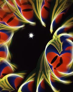 万華鏡(kaleidoscope)の写真素材 [FYI04136684]
