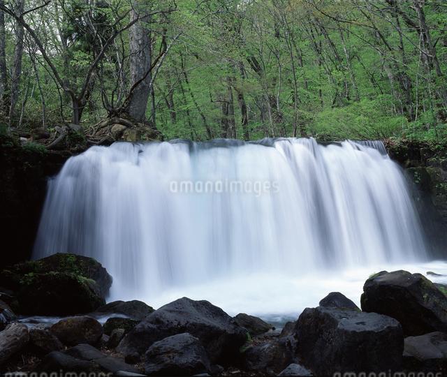 銚子大滝の写真素材 [FYI04136717]