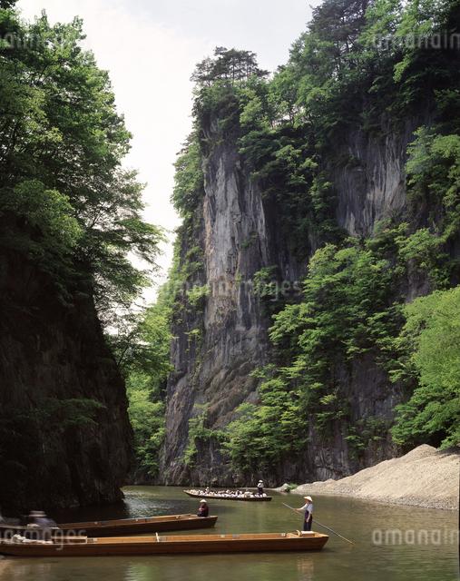 けいび渓の写真素材 [FYI04136727]