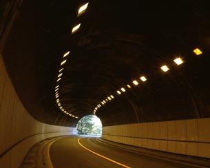 鳴子トンネルの写真素材 [FYI04136750]