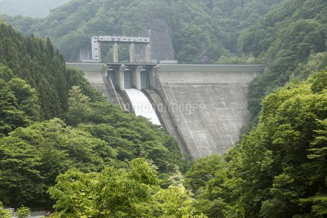 藤原ダムの写真素材 [FYI04136869]