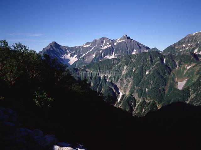 北穂高岳の写真素材 [FYI04137154]