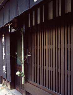 京の正月飾りの写真素材 [FYI04137347]