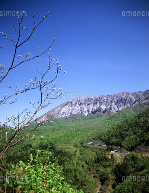 大山の写真素材 [FYI04137351]
