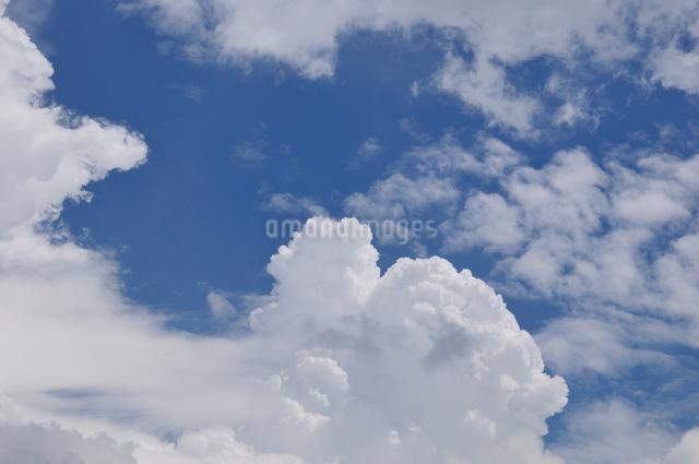 入道雲の写真素材 [FYI04137533]