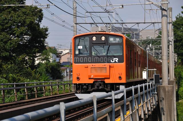 JR中央線E201系の写真素材 [FYI04137567]