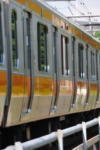 JR中央線E233系の写真素材 [FYI04137568]