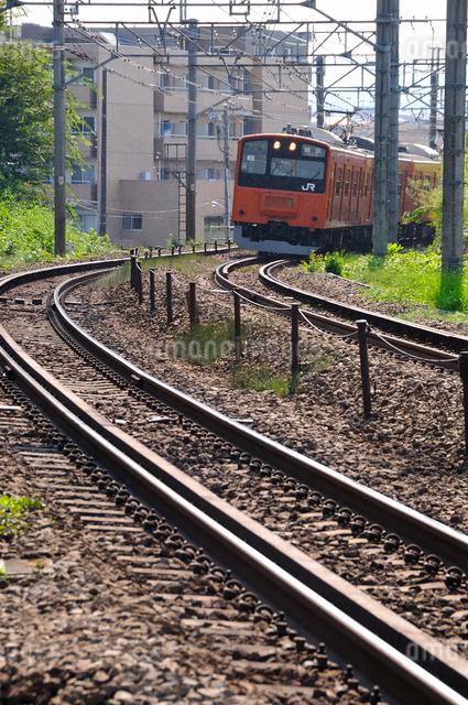 JR中央線E201系の写真素材 [FYI04137569]