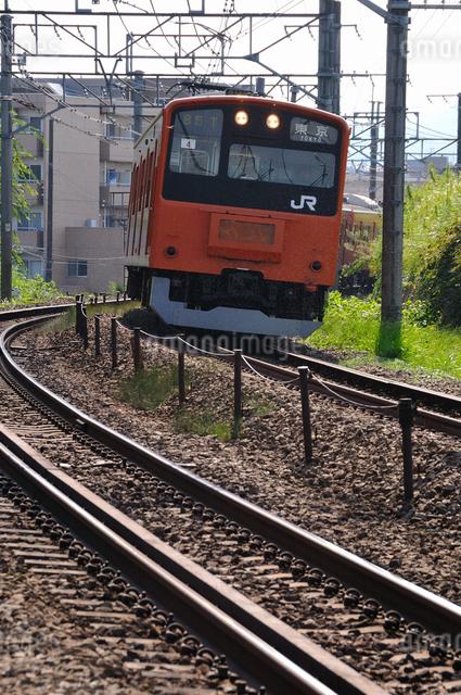 JR中央線E201系の写真素材 [FYI04137570]