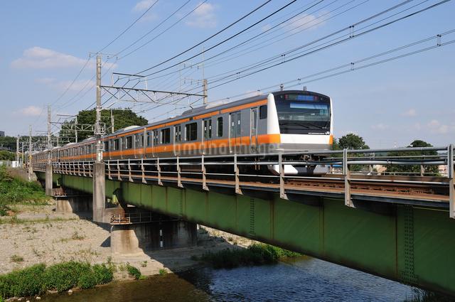 JR中央線E233系の写真素材 [FYI04137575]