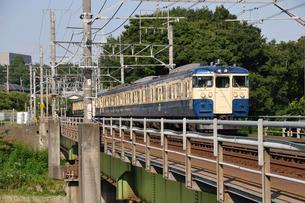 JR中央線E115系の写真素材 [FYI04137581]