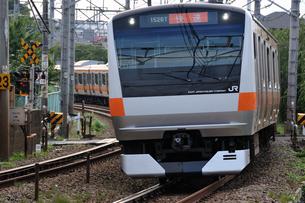JR中央線E233系の写真素材 [FYI04137598]