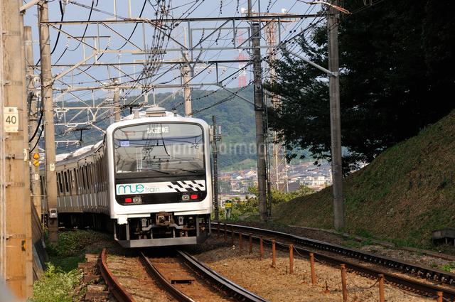 JR MUE多目的試験電車の写真素材 [FYI04137601]
