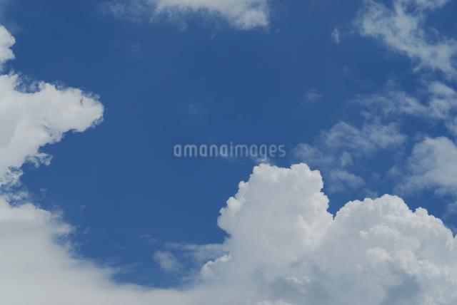 入道雲の写真素材 [FYI04137618]